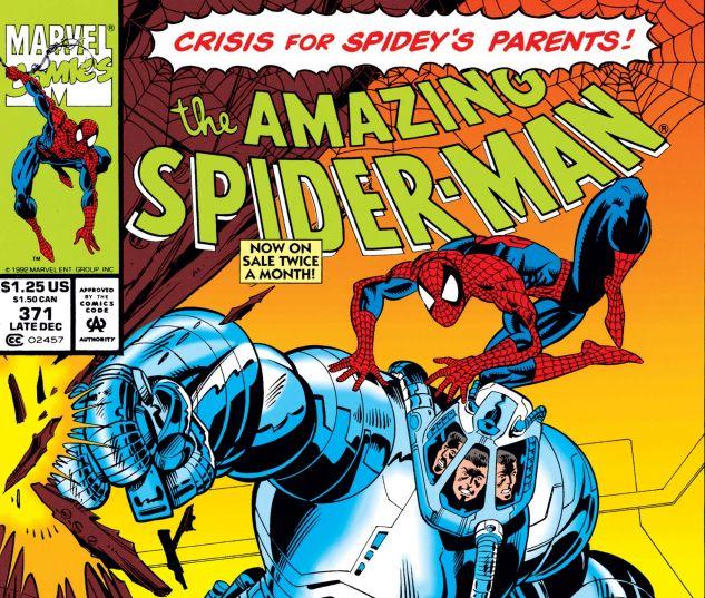 Amazing Spider-Man (1963) #371