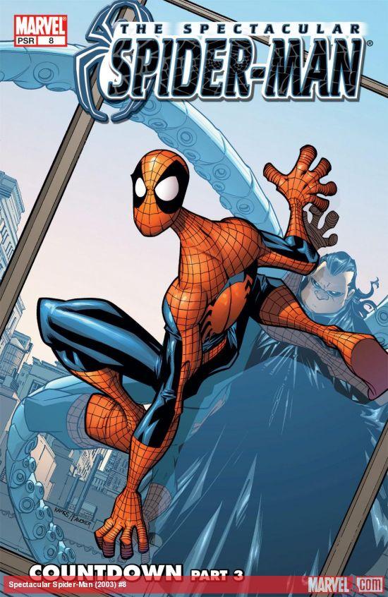 Spectacular Spider-Man (2003) #8