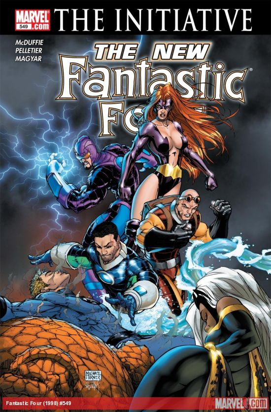 Fantastic Four (1998) #549