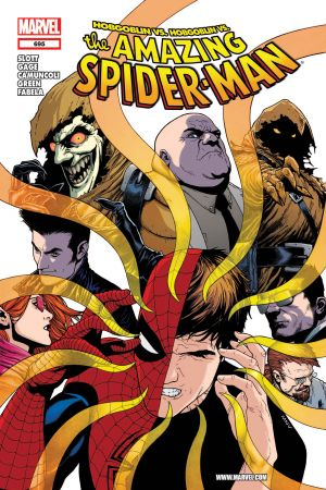 Amazing Spider-Man (1999) #695