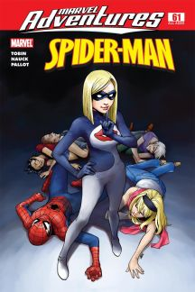 Marvel Adventures Spider-Man #61