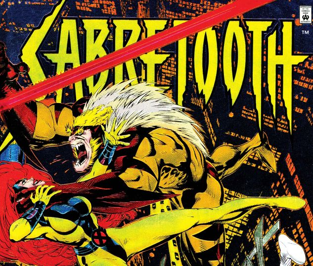 Cover to Sabretooth (1995) #1