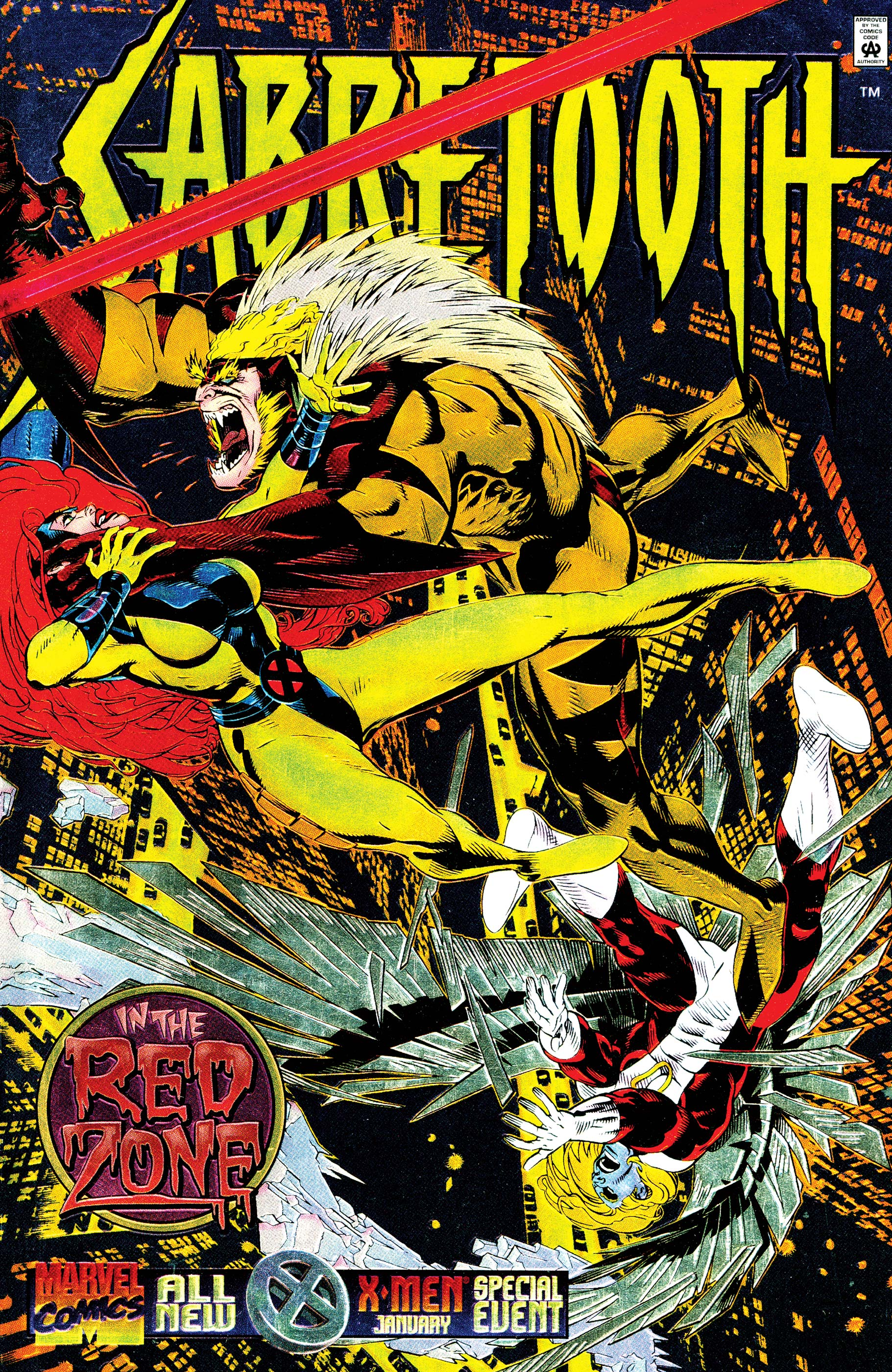 Sabretooth Special (1995) #1