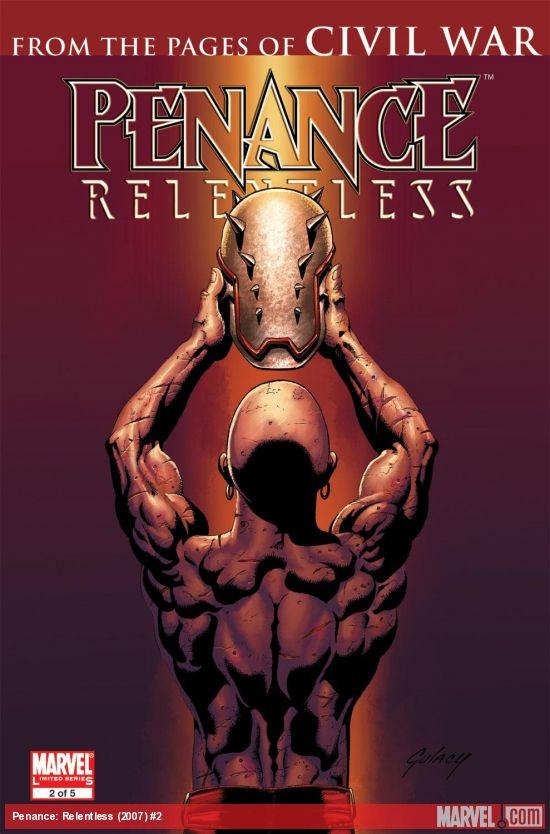 Penance: Relentless (2007) #2