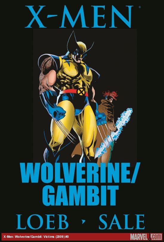 X-Men: Wolverine/Gambit: Victims (Hardcover)