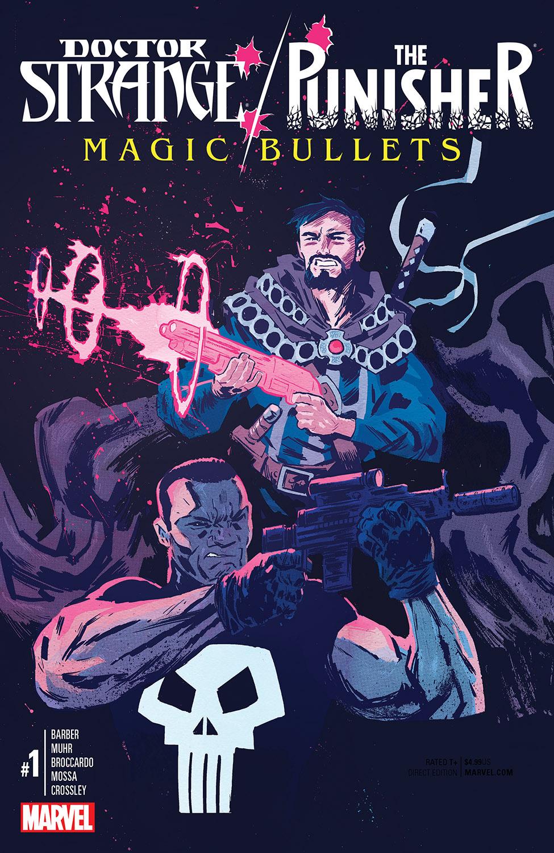 Doctor Strange/Punisher: Magic Bullets (2016) #1