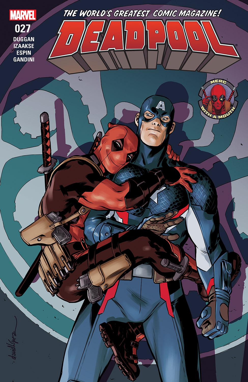 Deadpool (2015) #27
