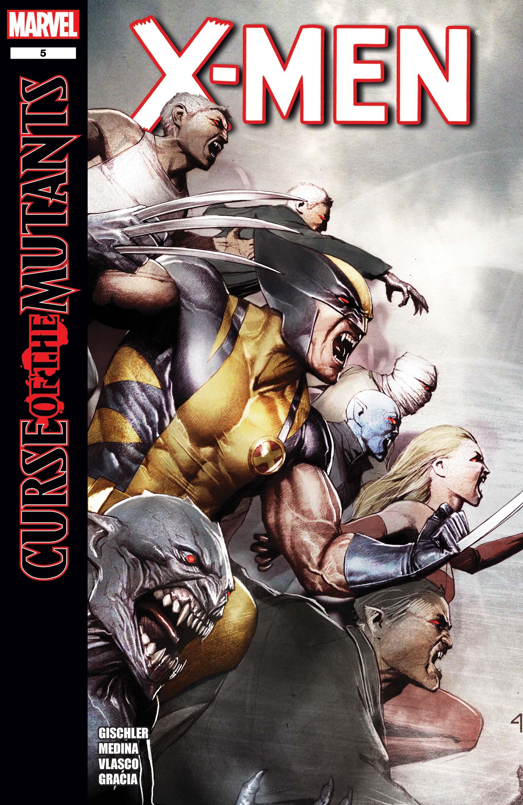 X-Men (2010) #5