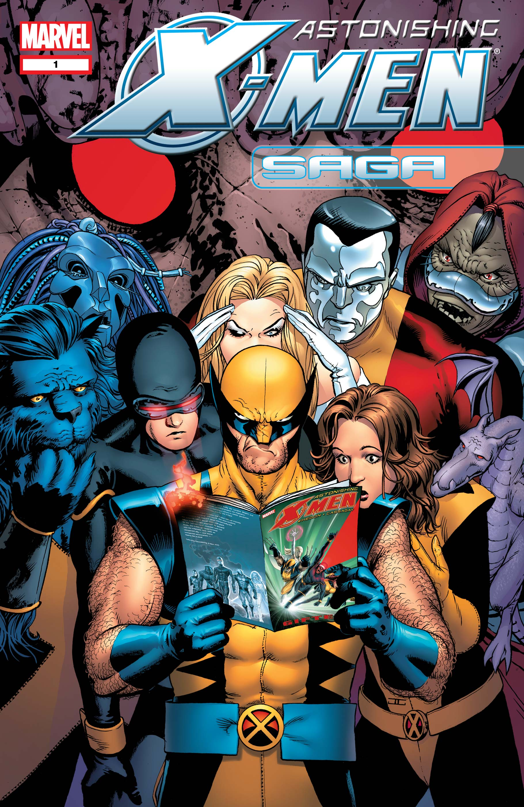 ASTONISHING X-MEN SAGA (2006) #1