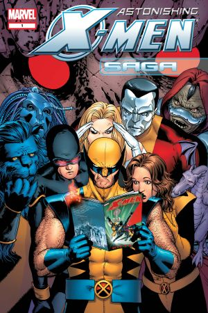 ASTONISHING X-MEN SAGA #1