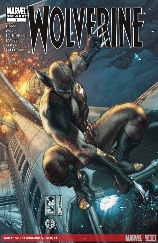Wolverine: The Anniversary (2009) #1
