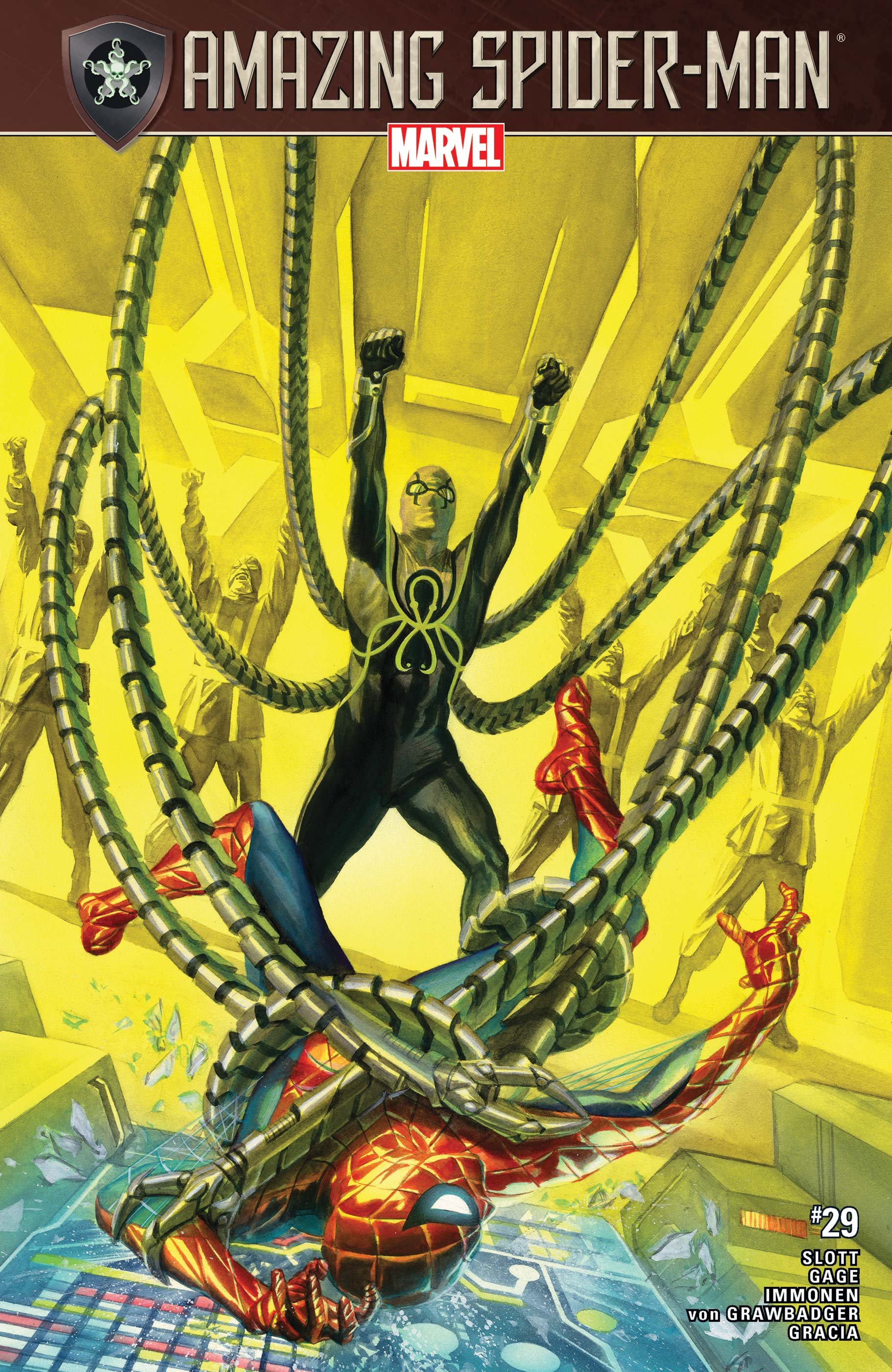 The Amazing Spider-Man (2015) #29