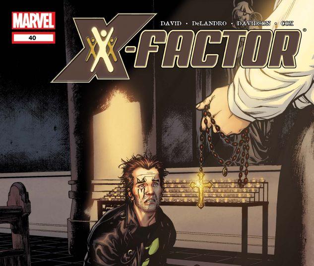 X-FACTOR (2005) #40