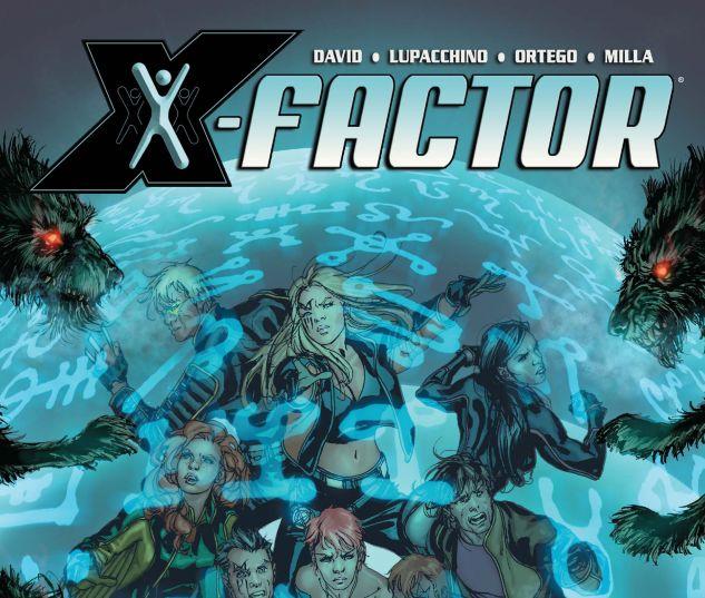 X-Factor (2005) #222