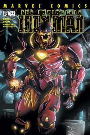 Iron Man (1998) #52