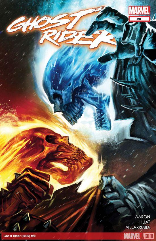 Ghost Rider (2006) #29