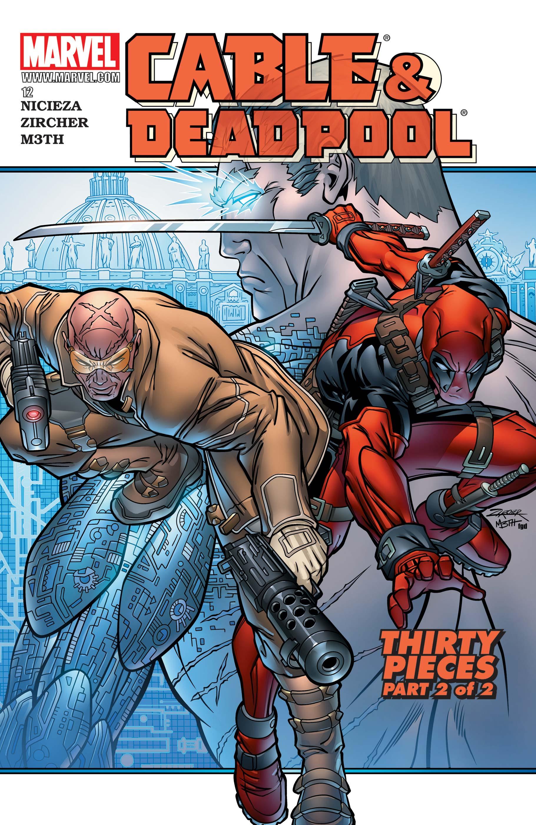 Cable & Deadpool (2004) #12