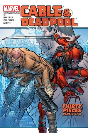 Cable & Deadpool #12