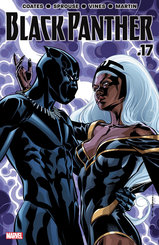 Black Panther (2016) #17