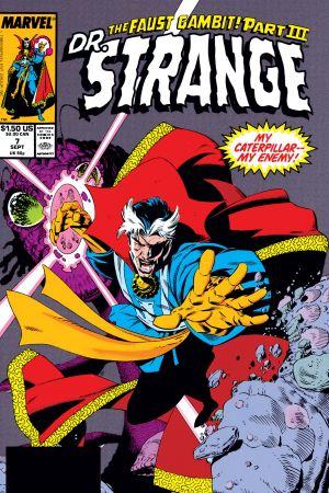 Doctor Strange, Sorcerer Supreme #7
