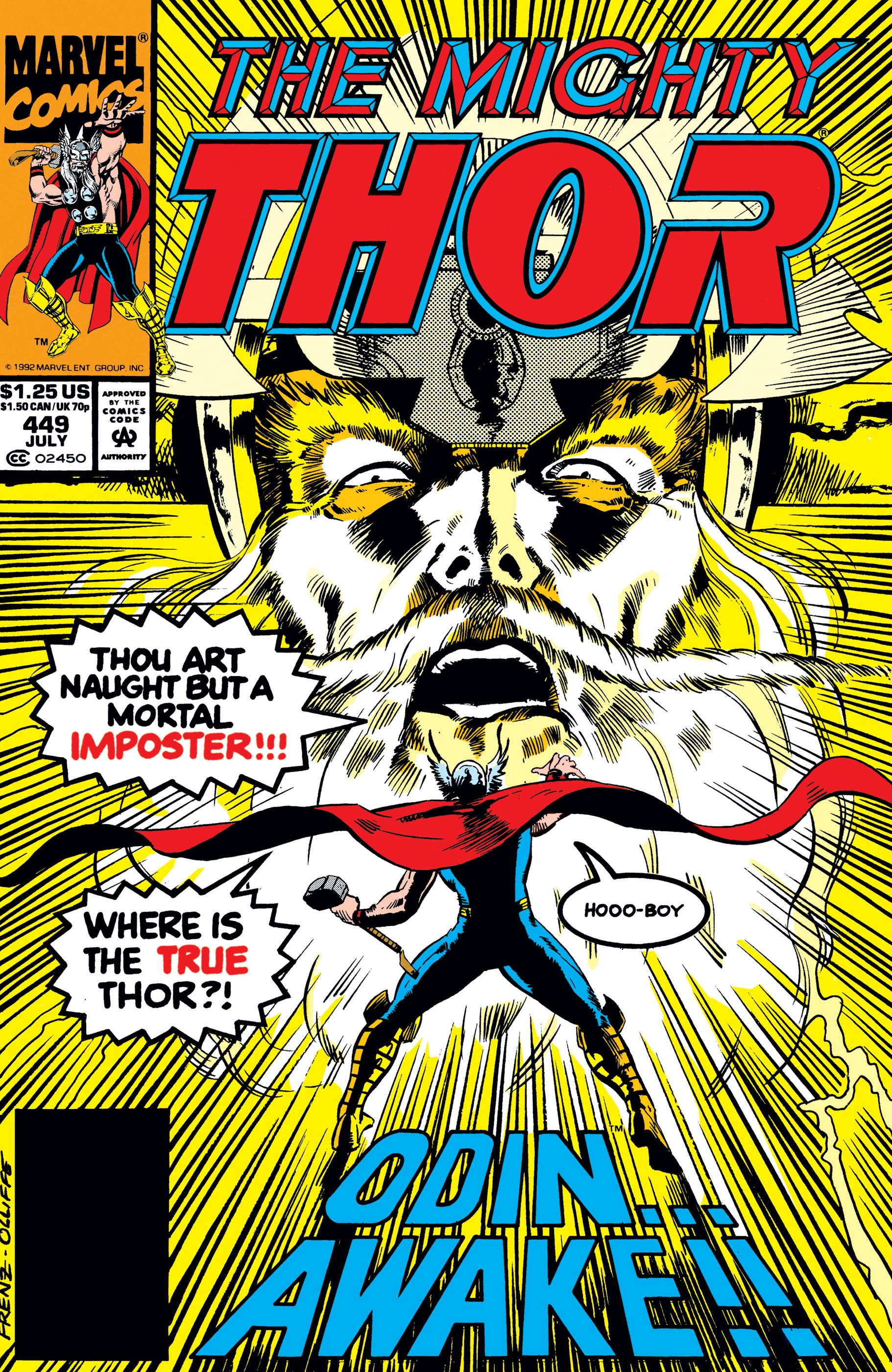 Thor (1966) #449