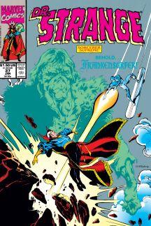 Doctor Strange, Sorcerer Supreme (1988) #37