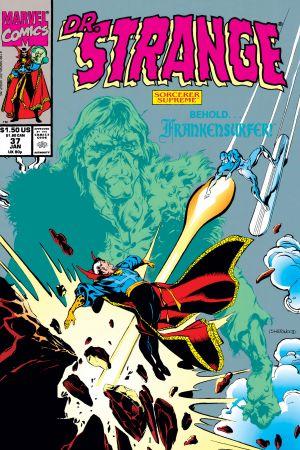 Doctor Strange, Sorcerer Supreme #37