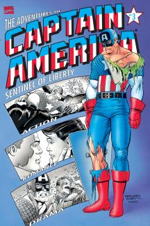 Adventures of Captain America #3