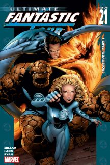 Ultimate Fantastic Four (2003) #21