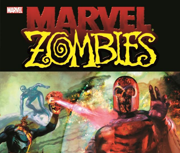 Marvel Zombies: Dead Days; Ultimate Fantastic Four 21-23, 30-32; Black Panther 28-30