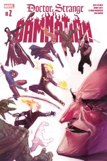 Doctor Strange: Damnation #2