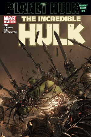 Incredible Hulk (1999) #97
