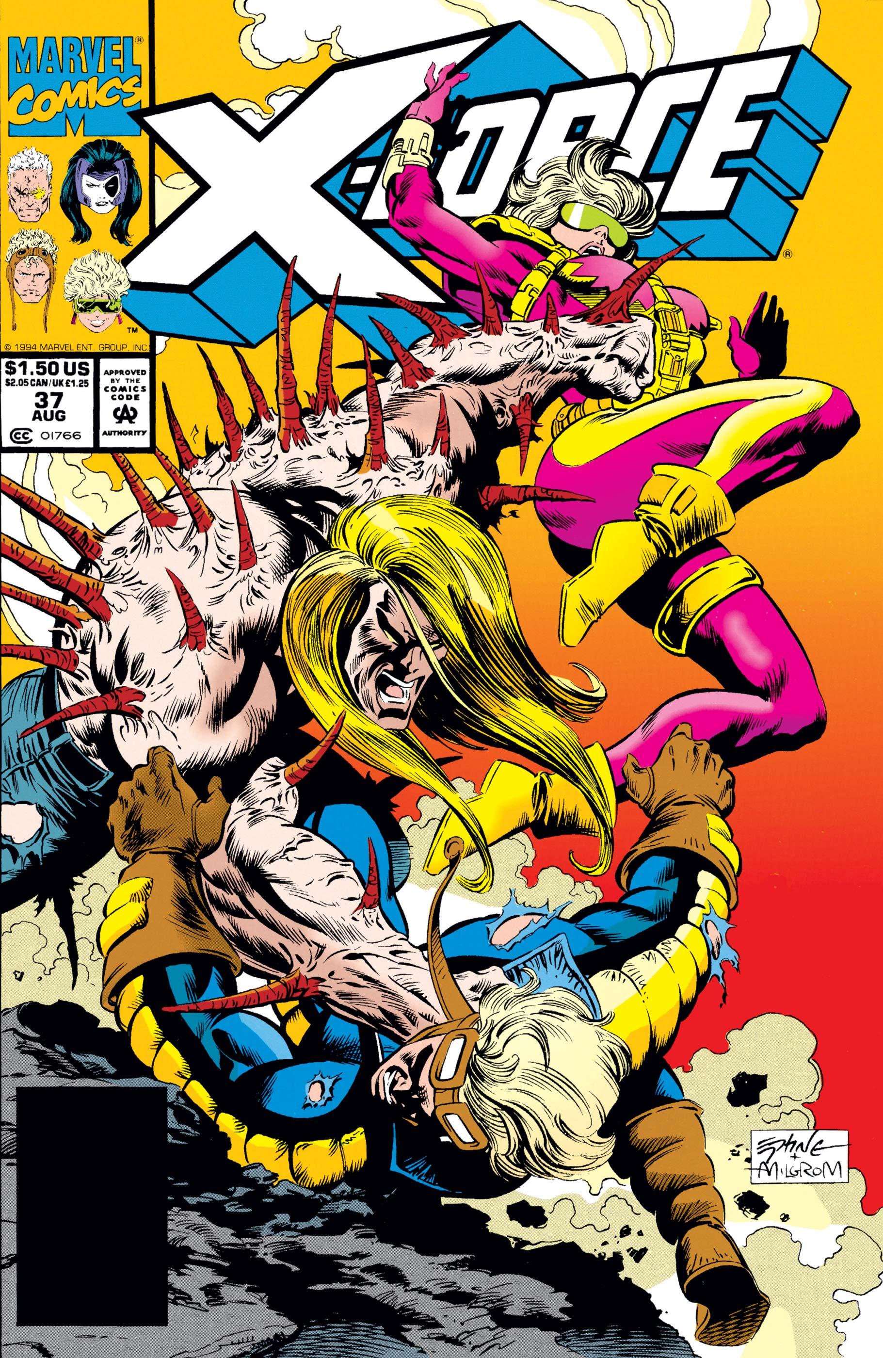 X-Force (1991) #37