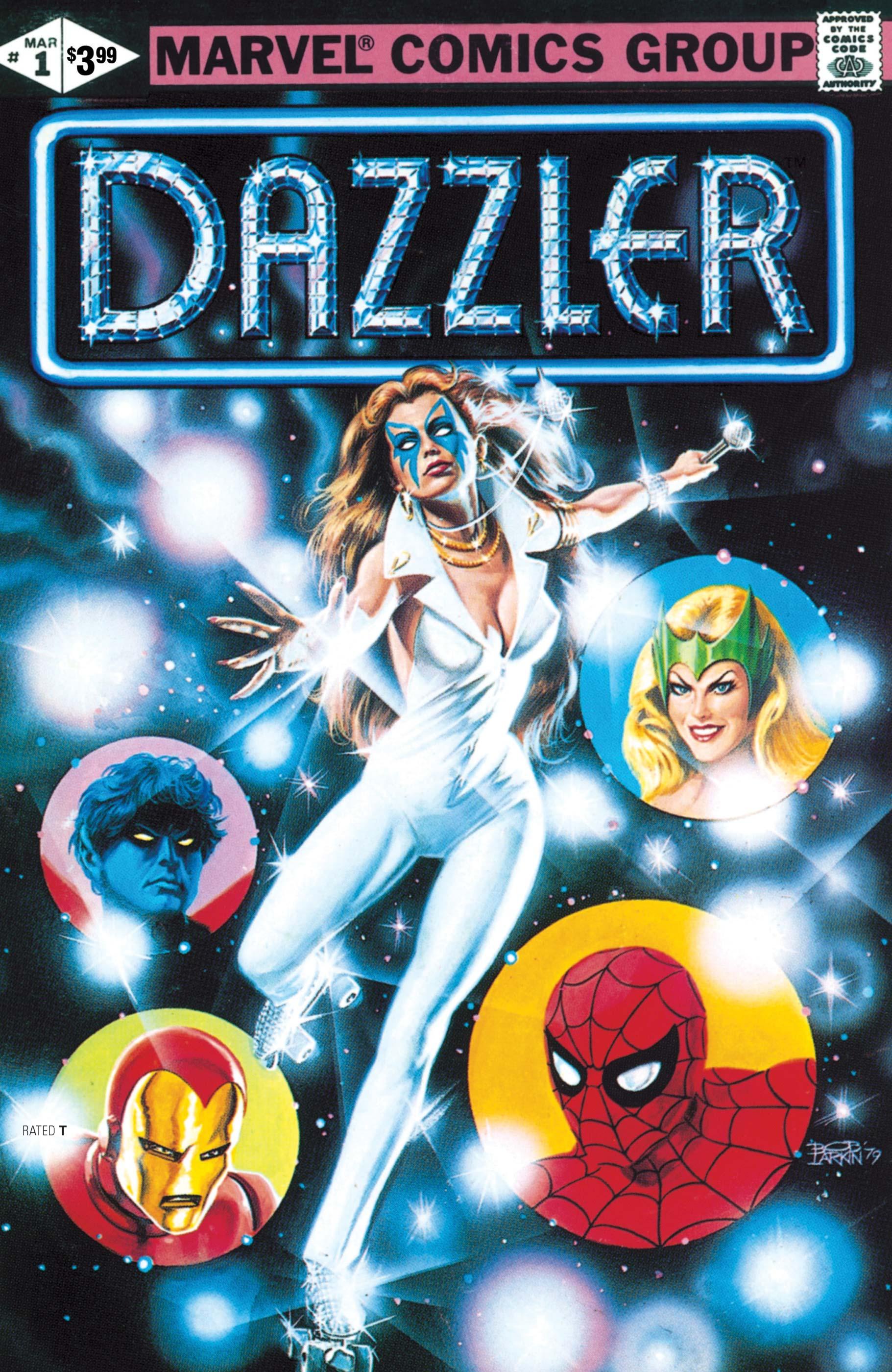 Dazzler Facsimile Edition (2019) #1