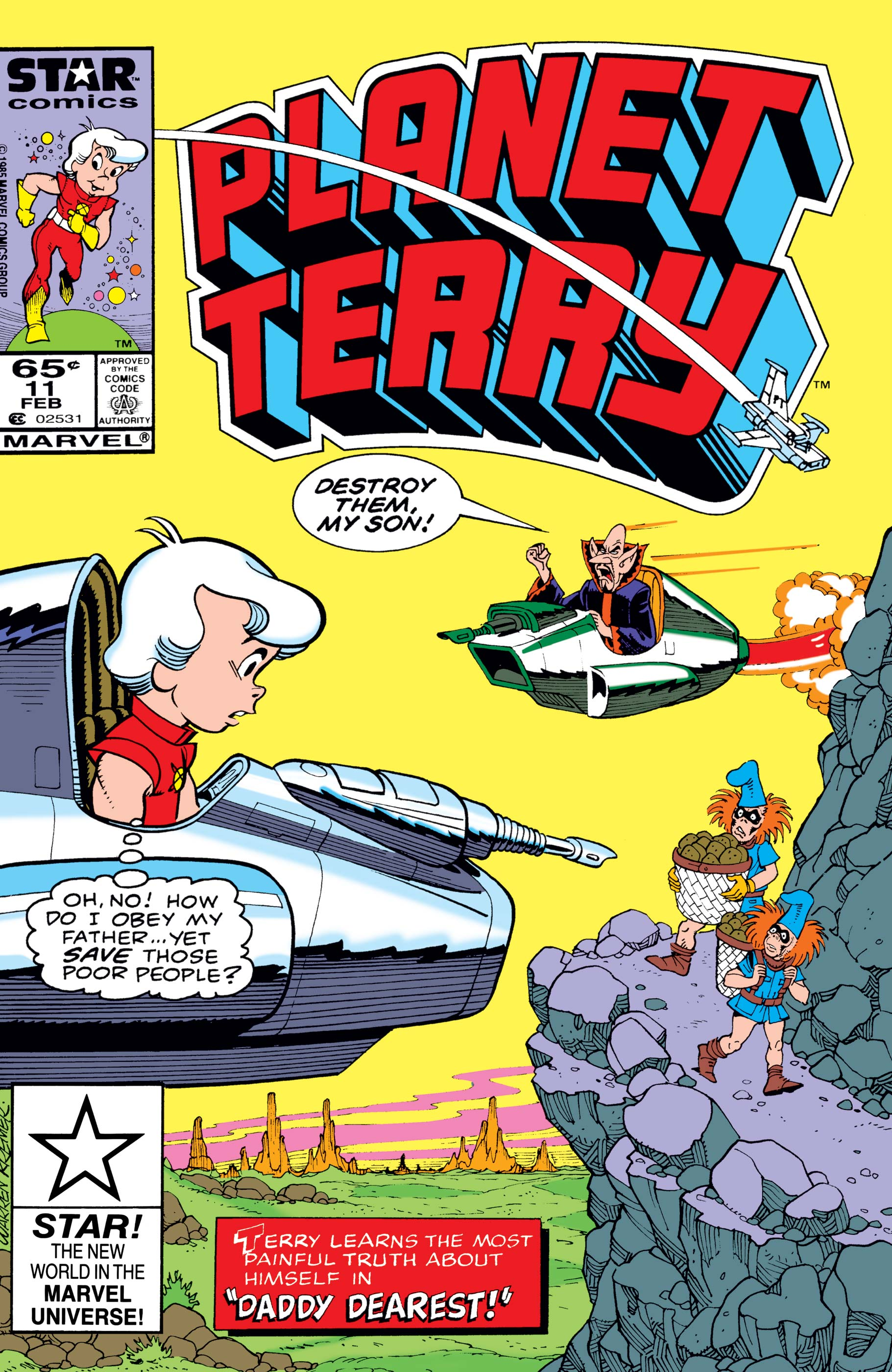 Planet Terry (1985) #11