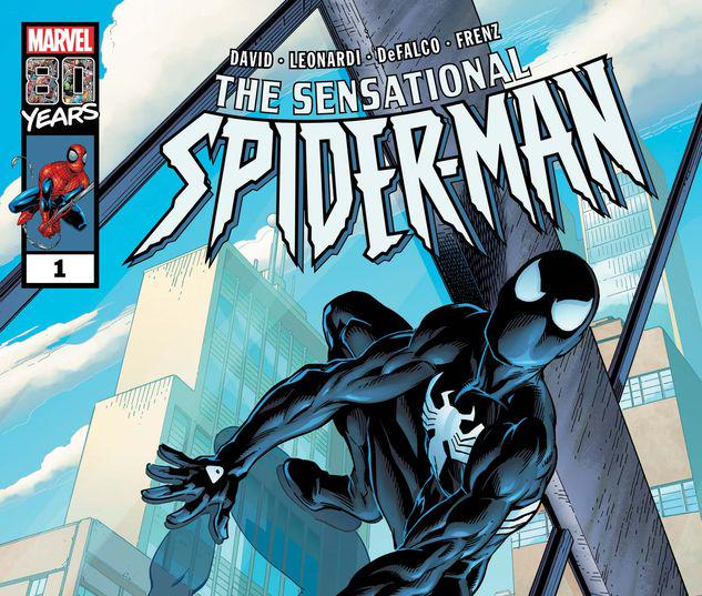 SENSATIONAL SPIDER-MAN: SELF-IMPROVEMENT 1 #1