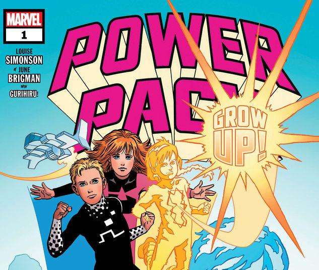 POWER PACK: GROW UP! 1 #1