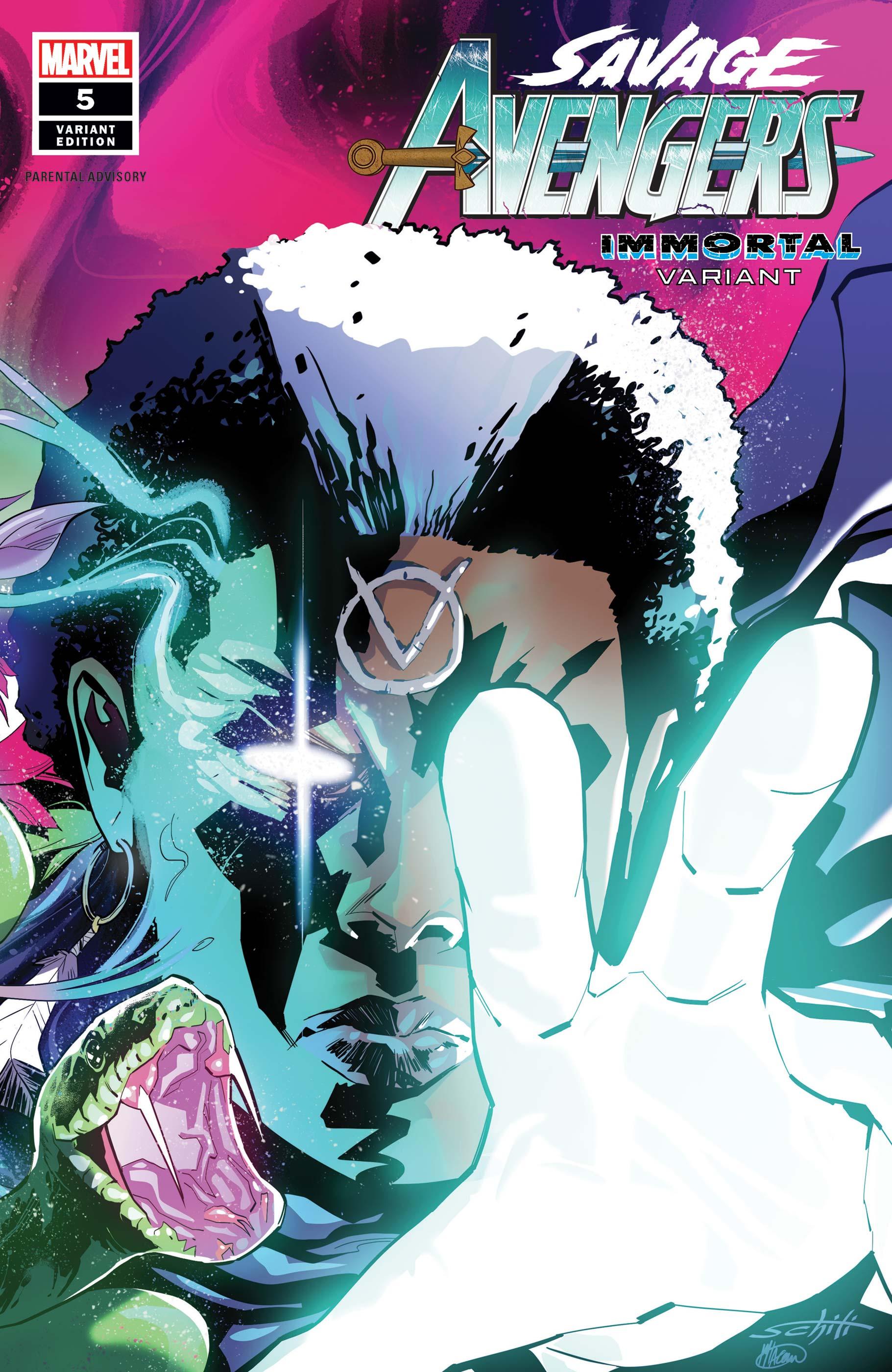 Savage Avengers (2019) #5 (Variant)