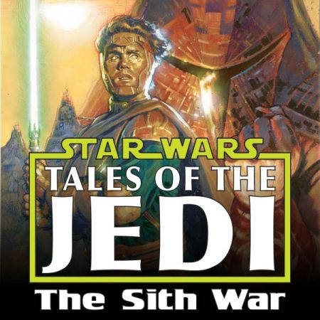Star Wars: Tales Of The Jedi - The Sith War