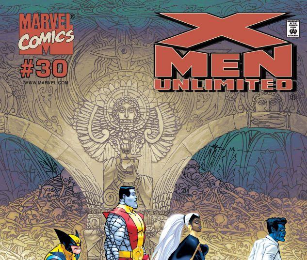 X-MEN UNLIMITED (1993) #30