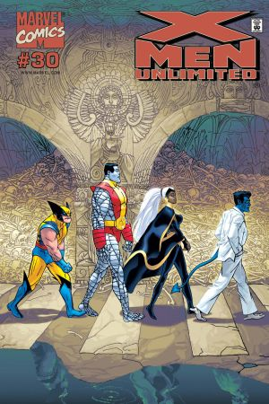 X-Men Unlimited #30