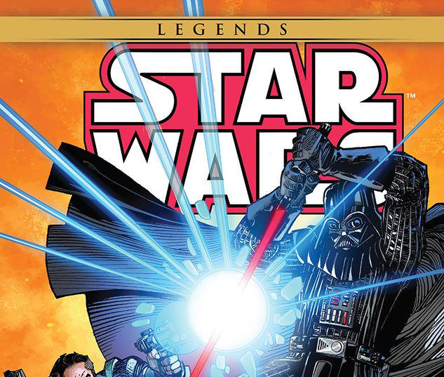 STAR WARS LEGENDS: FOREVER CRIMSON TPB #1