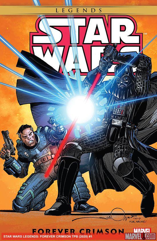 Star Wars Legends: Forever Crimson (Trade Paperback)