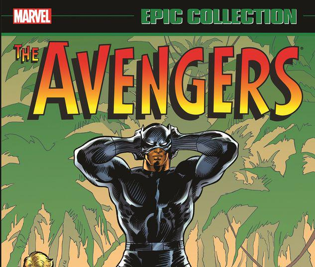 AVENGERS EPIC COLLECTION: THIS BEACHHEAD EARTH TPB #1