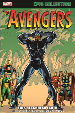 Avengers Epic Collection: This Beachhead Earth (Trade Paperback)