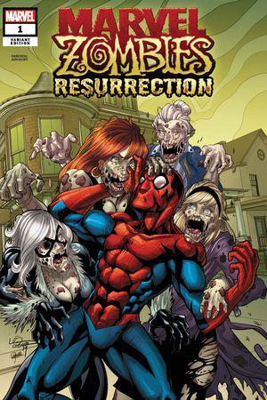 Marvel Zombies: Resurrection (2020) #1 (Variant)