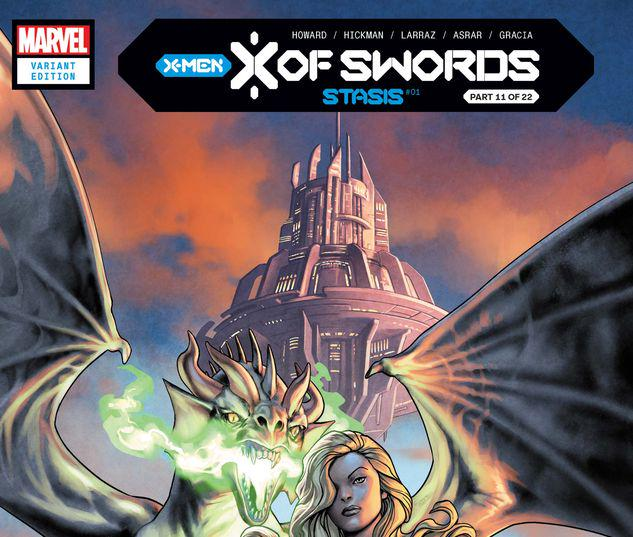 X OF SWORDS: STASIS 1 SAIZ VARIANT #1