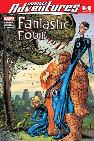 Marvel Adventures Fantastic Four (2005) #5