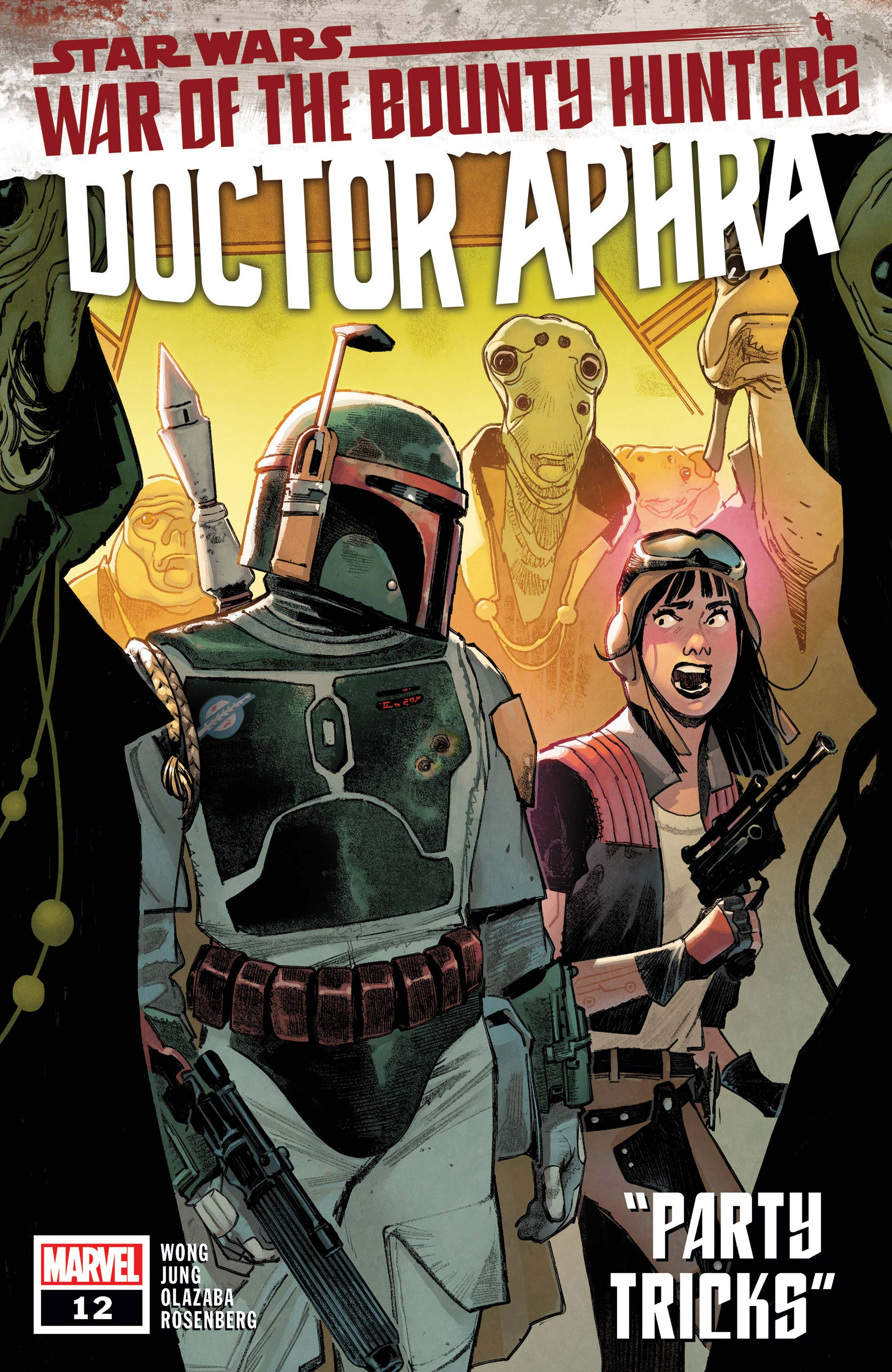 Star Wars: Doctor Aphra (2020) #12