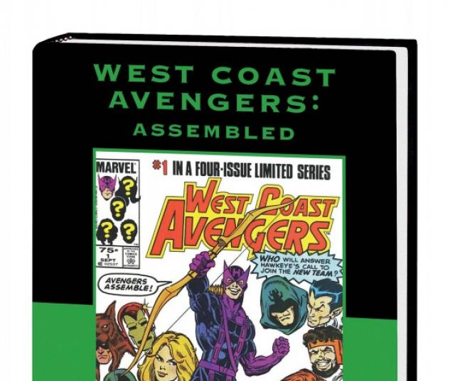 Avengers: West Coast Avengers - Assembled (Direct Market Only Variant) (Hardcover)